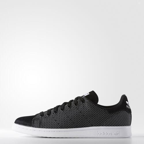 adidas - Men's Stan Smith Shoes Core Black / Core Black / Ftwr White M17157