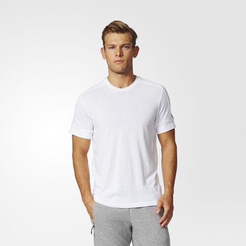 adidas - Playera ID Stadium WHITE S98712
