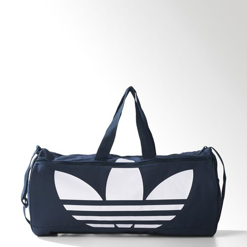 adidas - Canvas Duffel Petrol Ink  / White S20065