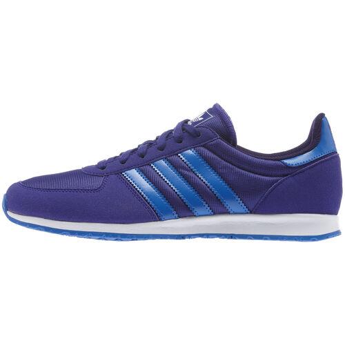 adidas - Women's Adistar Racer Shoes Blast Purple / Eggplant / Bluebird G95635