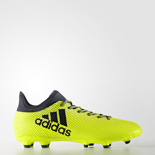adidas - X 17.3 Firm Ground Cleats Solar Yellow  /  Legend Ink  /  Legend Ink S82366