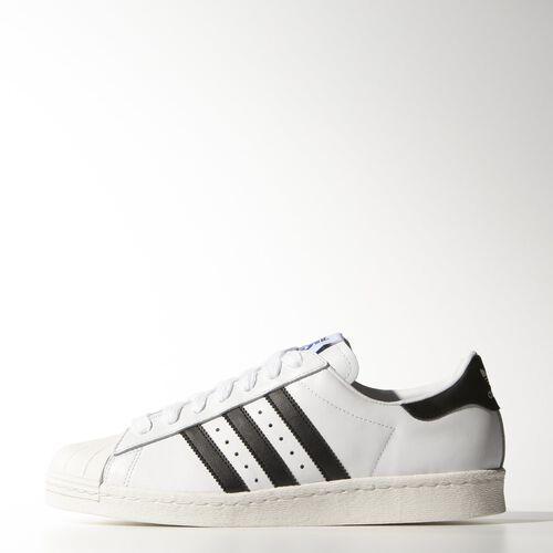 adidas - Men's Superstar 80s Nigo Shoes White / Core Black / White Vapour M21511