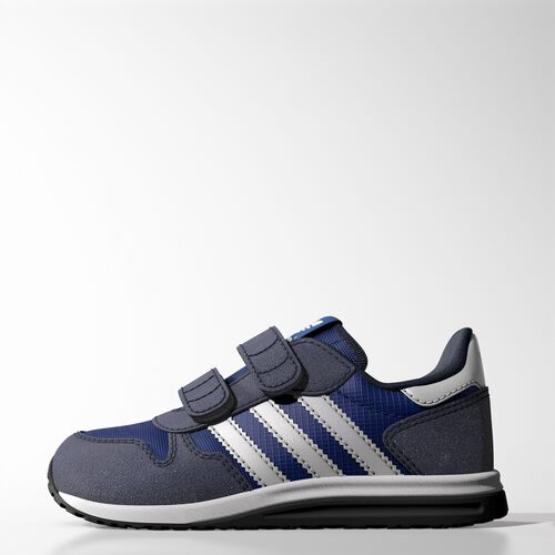 adidas - Bebes SL Street Shoes Collegiate Navy / Ftwr White / Collegiate Royal M17072