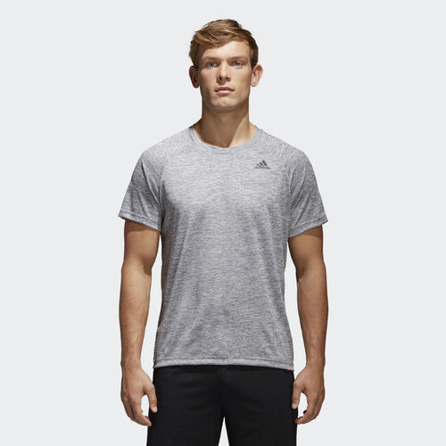 Men's D2M Heathered Tee Adidas