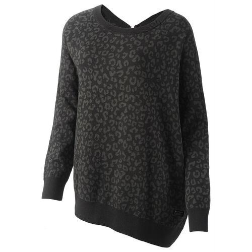 adidas - Women's Jacquard Sweater Black G83222