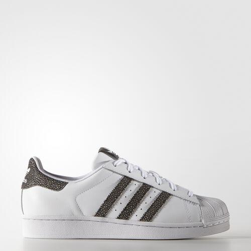 adidas - Femmes Rita Ora Superstar Shoes White / Core Black / White S81617