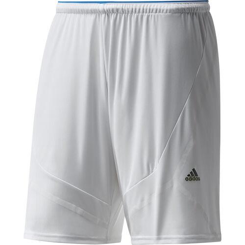 adidas - Hommes adizero F50 Messi Training Shorts White / Solar Blue D85215