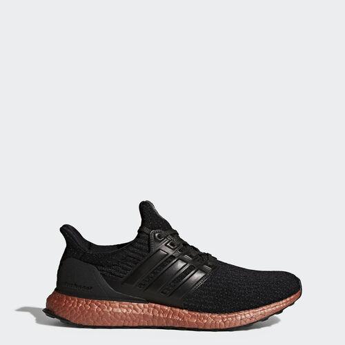adidas - UltraBOOST CORE BLACK/CORE BLACK/TECH RUST MET.S17 CG4086