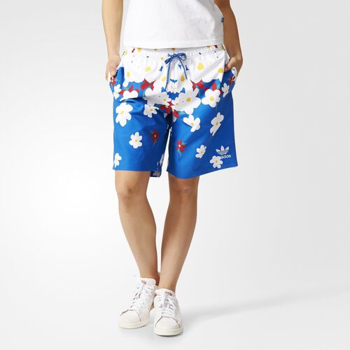 adidas Pharrell Williams Kauwela Swim Shorts - Multicolor ...