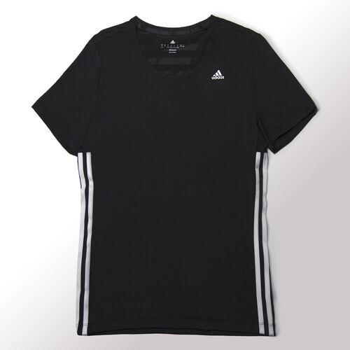 adidas - Women's Easy Tee Black / White S18317