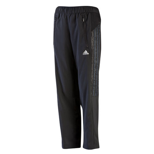 adidas - Youth Boy's Clima 365 Woven Pants Black / Night Shade G72689