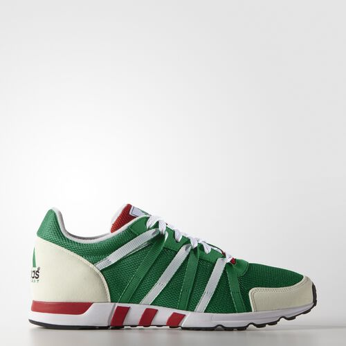 adidas - Hommes Equipment Racing 93 Shoes Green / White / Collegiate Red B24766