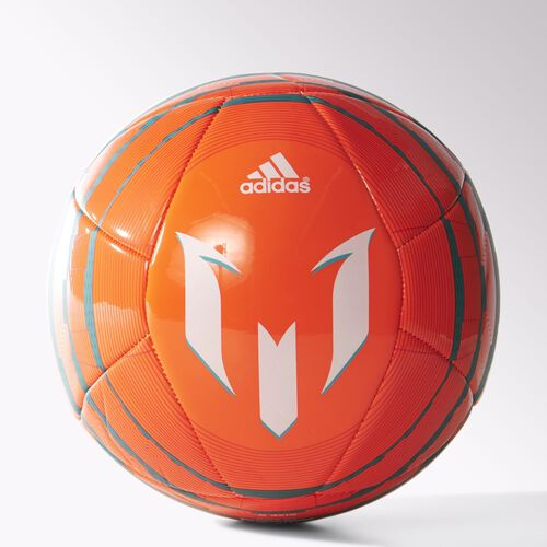 adidas - Messi 10 Glider Football Solar Orange / Bold Orange / Power Teal M36935
