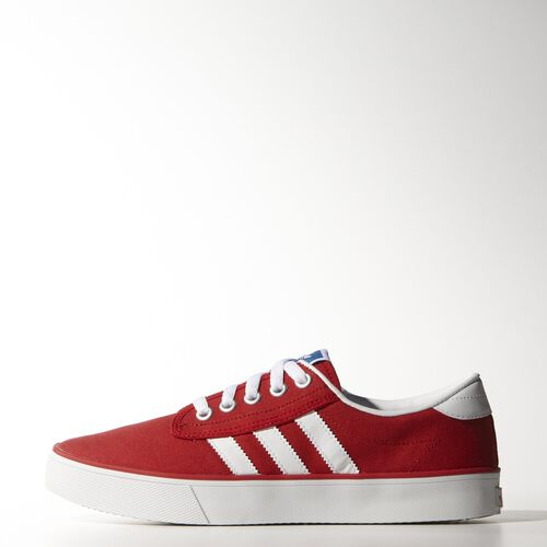 adidas - Hommes Kiel Shoes Collegiate Red / Core White / Bluebird M20323