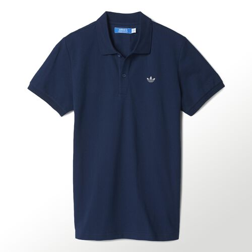 adidas - Men's Adi Pique Polo Shirt Drkindigo W69260