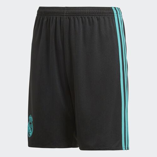 adidas - Shorts Real Madrid Visitante Replica Junior BLACK/AERO REEF S11 B31119