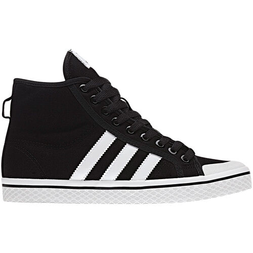 adidas - Femmes Honey Stripes Mid Shoes Core Black / White / Core Black G43686