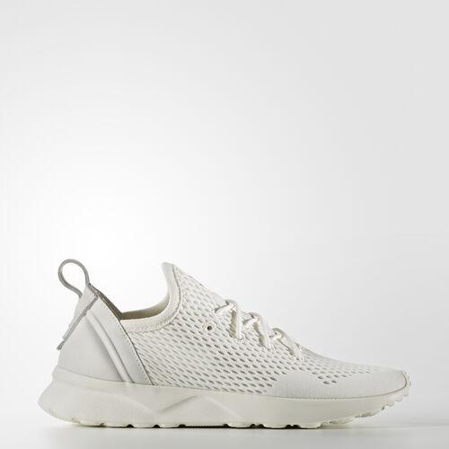 adidas - Women's ZX Flux ADV Virtue EM Shoes Core White/Core White/Core White BB4247