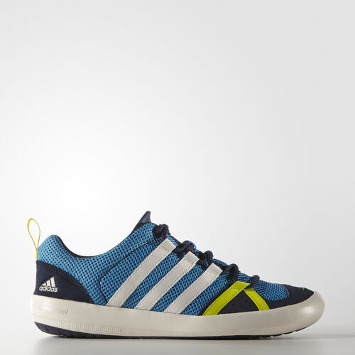 adidas - Climacool Boat Lace Shoes Solar Blue/Chalk White/Collegiate Navy B26761