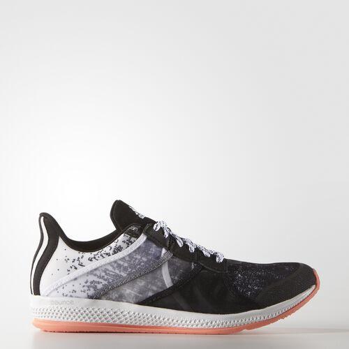 adidas - Women's Gymbreaker Bounce Shoes Core Black/Sun Glow/White BB3985