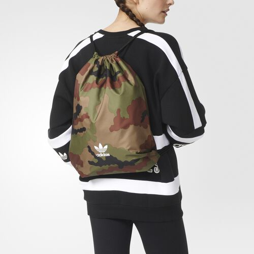 adidas - Camouflage Gymsack Multicolor AY7820