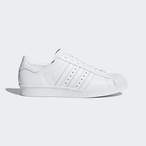 adidas - Hommes Superstar '80s Shoes White/Core Black S79443