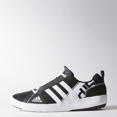 adidas - Boat Lace DLX Shoes Core Black/Ftwr White/Core Black B40943