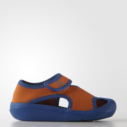 adidas - Bebes Fun Sandals Orange / Eqt Blue S16 / Mid Grey S14 AF3873
