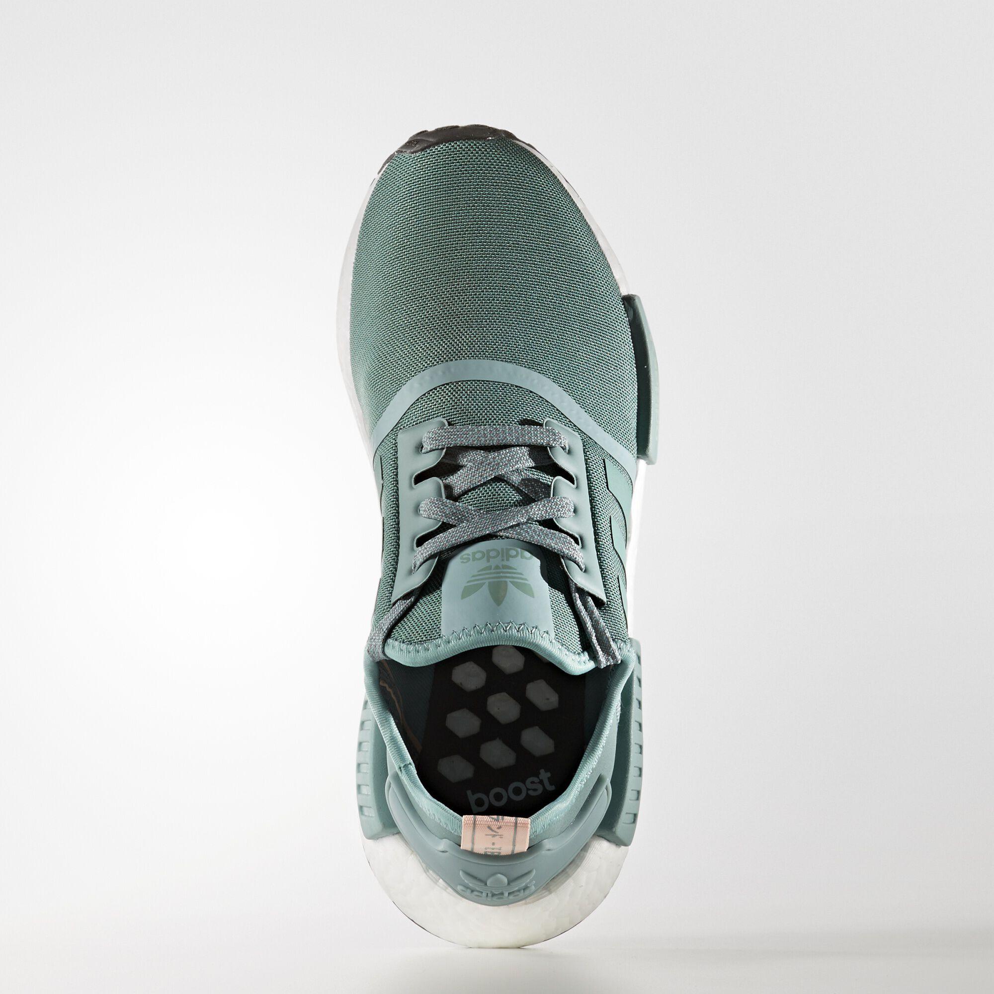 adidas - Tênis NMD_R1 Vapour Steel/Vapour Steel/Vapour Pink S76010