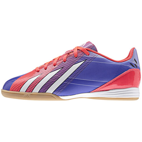 adidas - F10 IN Messi Shoes Turbo / Running White / Black G97726