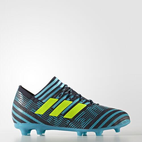 adidas - Nemeziz 17.1 Firm Ground Cleats Legend Ink  /  Electricity  /  Energy Blue S82418