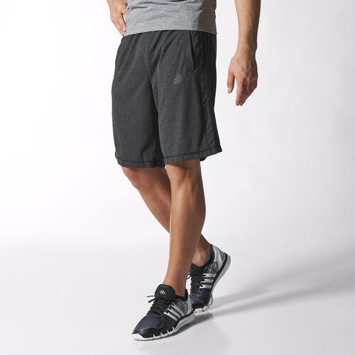 adidas - Men's Sport Essentials Shorts Black Melange/Joy S12912