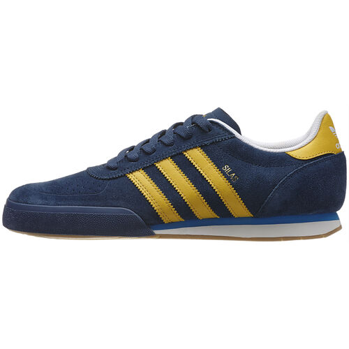 adidas - Hommes Silas SLR Shoes Uniform Blue / St Fade Gold / Running White G98075