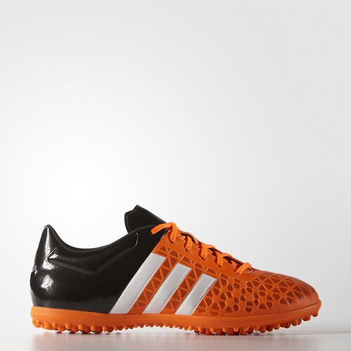 adidas - Hommes Ace 15.3 Turf Shoes Solar Orange/White/Core Black S83222
