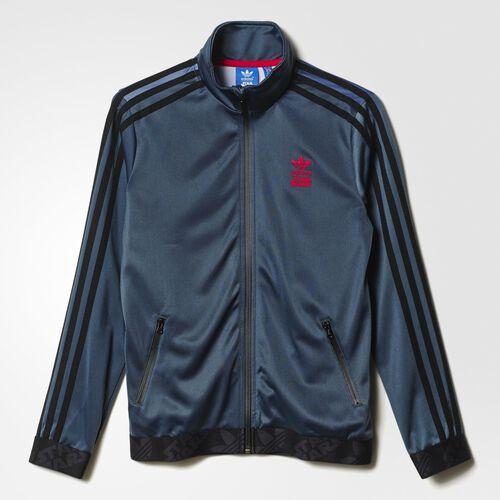 adidas - Youth Star Wars Modern Firebird Track Jacket Bold Onix AI6865