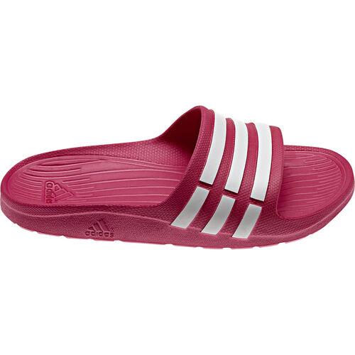 adidas - Enfants Duramo Slides Blaze Pink / Blaze Pink / Running White G65800