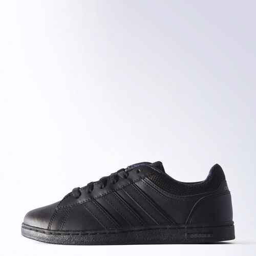adidas - Kids NEO Derby Set Black / Black / Granite F38747