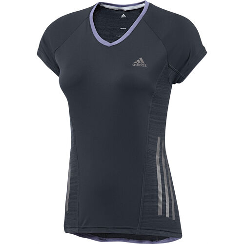 adidas - Women's Supernova Short Sleeve Tee Night Shade G80267