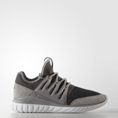 adidas - Hommes Tubular Radial Shoes Solid Grey/Granite AQ6726