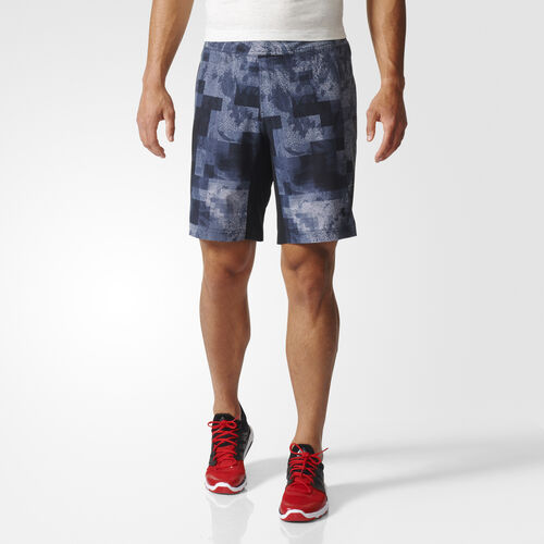 Men's A2G Chalk Graphic Shorts  Adidas