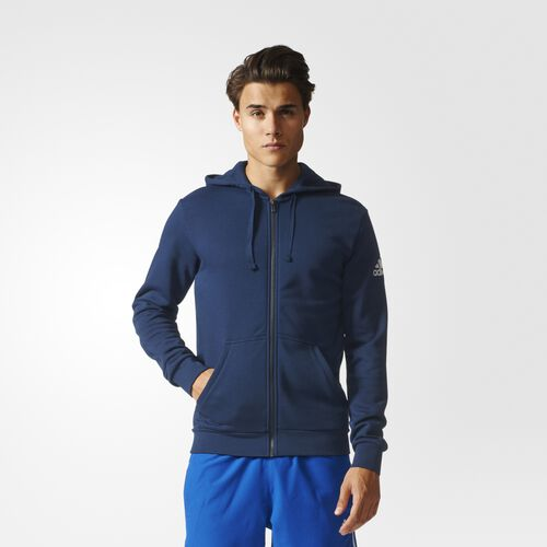Men's Essentials Base Fleece Hoodie Adidas