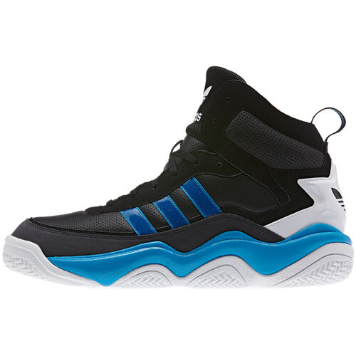 adidas - Men's FYW Division Shoes Black / Solar Blue / Running White D65490