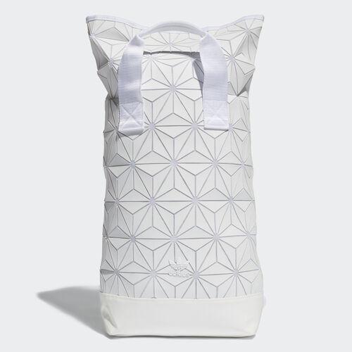 adidas - Mochila originals 3D Roll Top White BJ9562