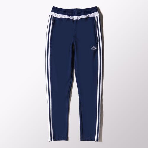 adidas - Youth Tiro 15 Training Pants Dark Blue/White S27125