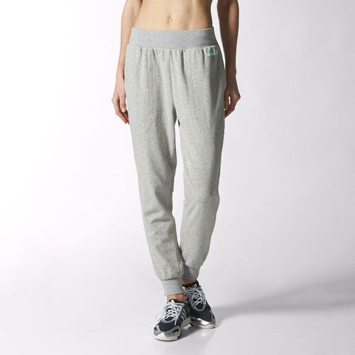 adidas - Women's adidas Stellasport Sweat Pants Medium Grey Heather S21186