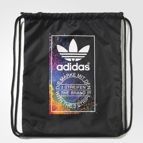adidas - LGBT Gymsack Black AZ8545