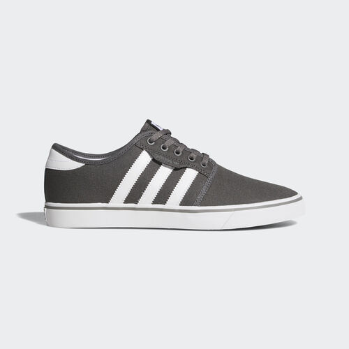 adidas - Men's Seeley Shoes Ash/Ftwwht/Cblack AQ8528