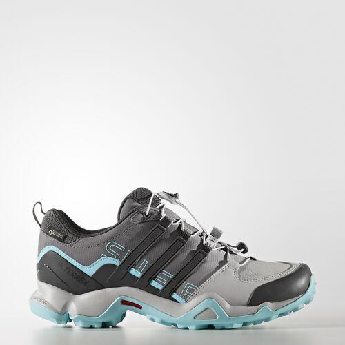 adidas - TERREX Swift R GTX Shoes Grey  /  Ocean BZ0587