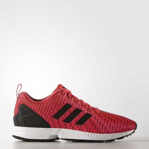 adidas - Men's ZX Flux Shoes Shock Red/Core Black S75528