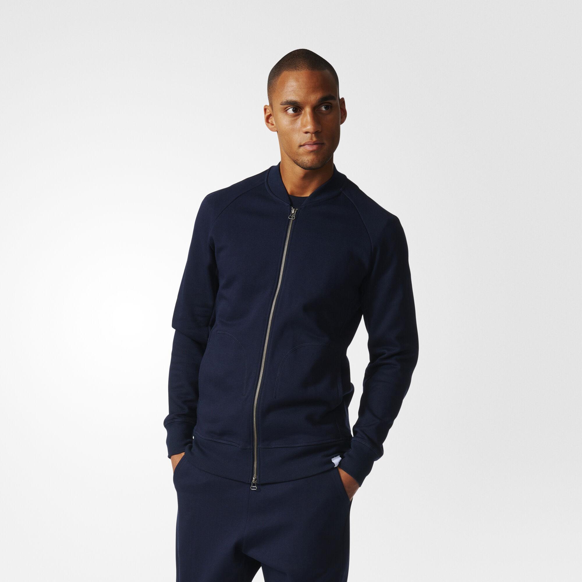 Adidas jacket - Adidas Xbyo Track Jacket Legend Ink Bq3112